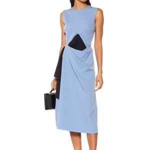ROKSANDA Blue Ricciarini cady dress